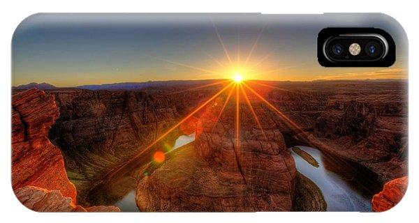 Rays Of Sunshine IPhone Case