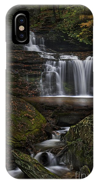 Rb Ricketts Falls IPhone Case