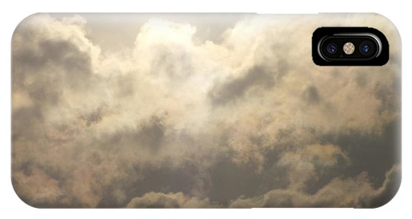 Cloud iPhone Case - Reach For The Sky 19 by Mike McGlothlen