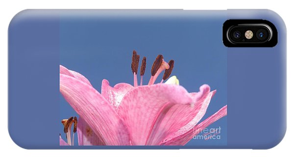 Reach For The Sky - Signed IPhone Case