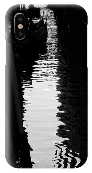 Reaching Back - Venice IPhone Case