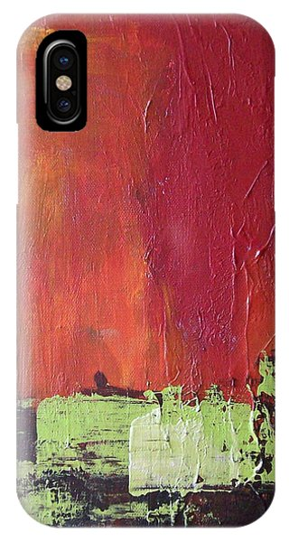 Reaching Up, Abstract  IPhone Case