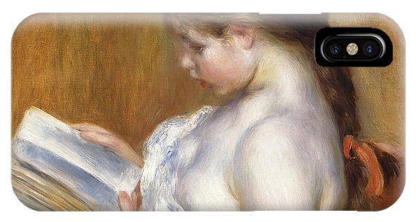 Reading IPhone Case