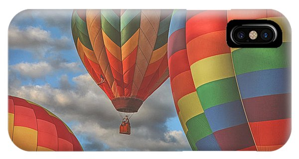 Readington Balloon Fest Media Launch 13 IPhone Case