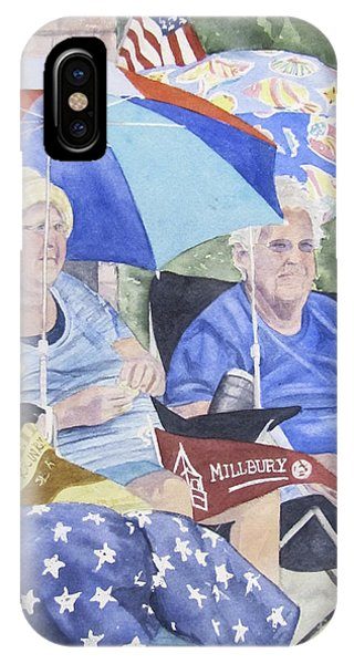 Ready For The Millbury Parade IPhone Case