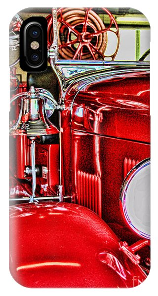 Ready For The Ring By Diana Sainz IPhone Case