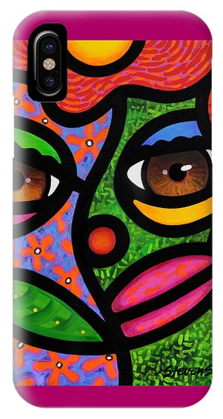 Ready To Blossom IPhone Case