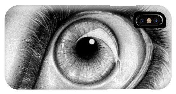 Realistic Eye IPhone Case