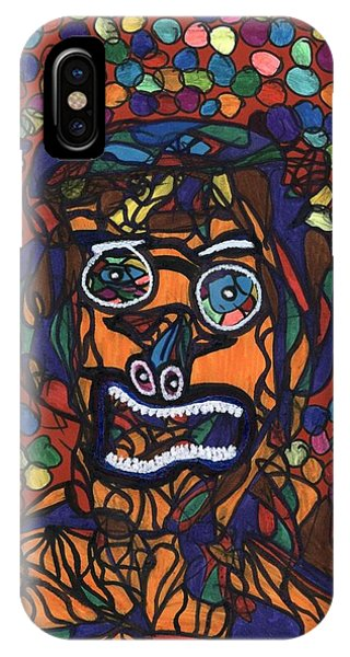 Really Bad Trip IPhone Case
