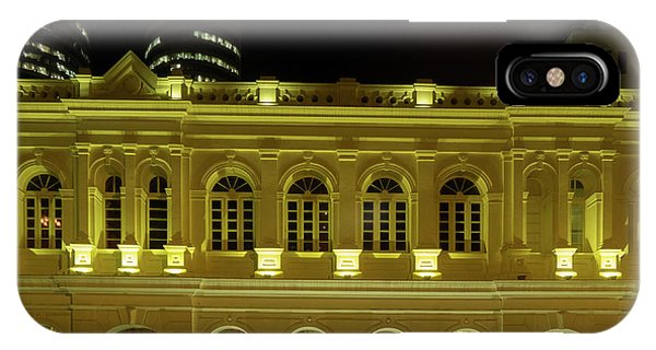 Chatham iPhone Case - Recently Restored Buildings On Chatham by Panoramic Images