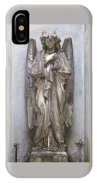 Recoleta Angel IPhone Case