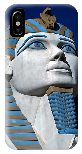 Recreation - Great Sphinx Of Giza IPhone Case