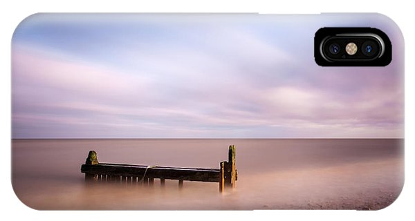 Reculver Bay IPhone Case