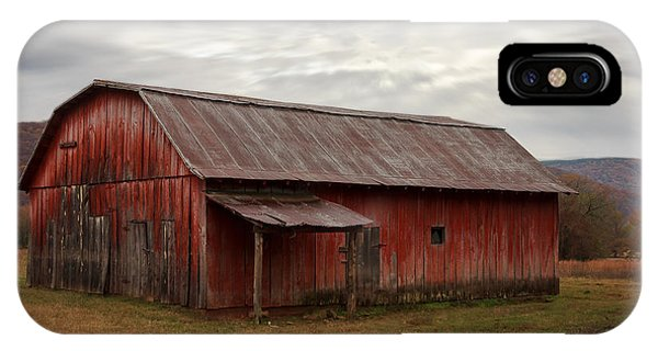 Red Barn IPhone Case