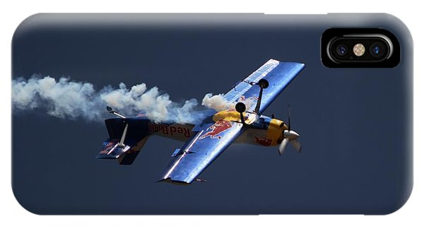 Red Bull - Inverted Flight IPhone Case