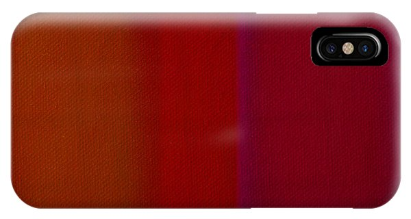 iPhone Case - Red by Charles Stuart