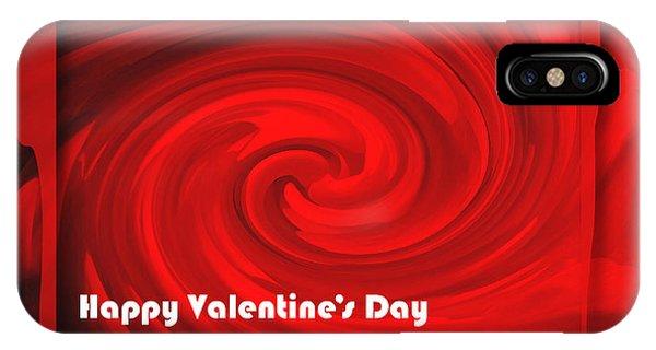 Red Hot Valentine IPhone Case