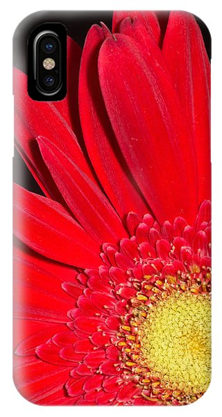 Red Joy IPhone Case