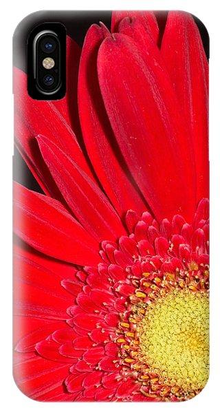 Red Joy IPhone Case