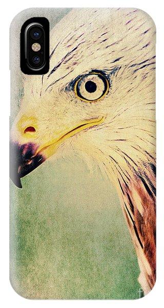 Red Kite Art IPhone Case