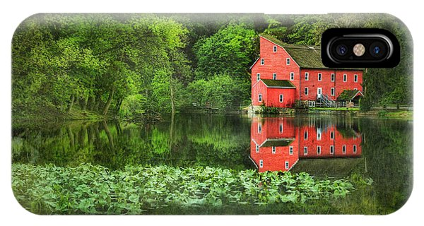 Red Mill Art IPhone Case