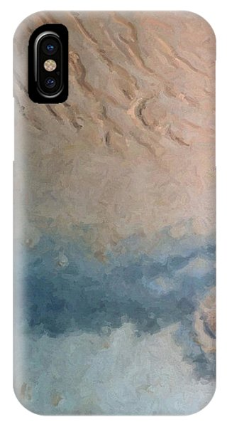 Red Planet 1 IPhone Case