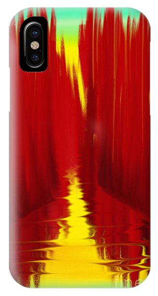 Red Reed River IPhone Case