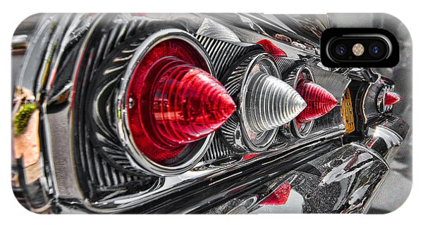 Red Reflection Phone Case by Hot Rod Pics
