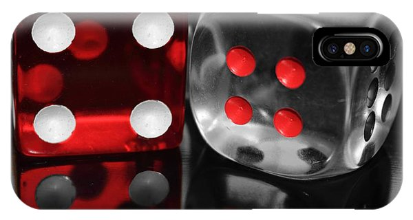 Red Rollers IPhone Case