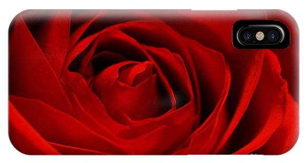 Red Rose 1 IPhone Case