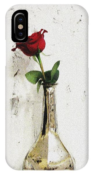Red Rose Love IPhone Case