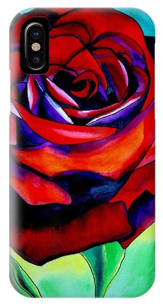Red Rose Macro 2 Phone Case by Sacha Grossel