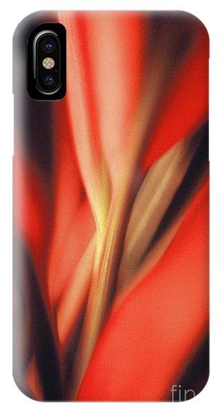 Red Ti IPhone Case