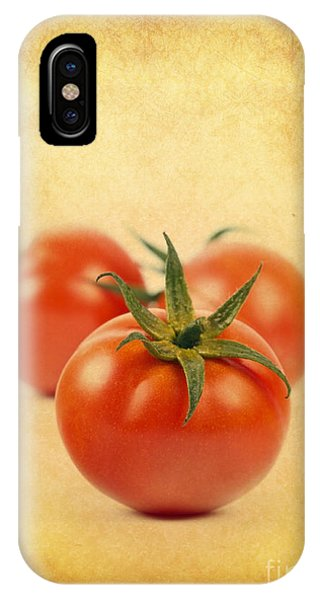 Red Tomato IPhone Case