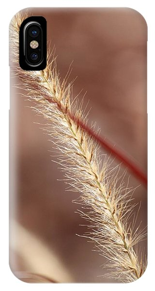 Red Winds IPhone Case
