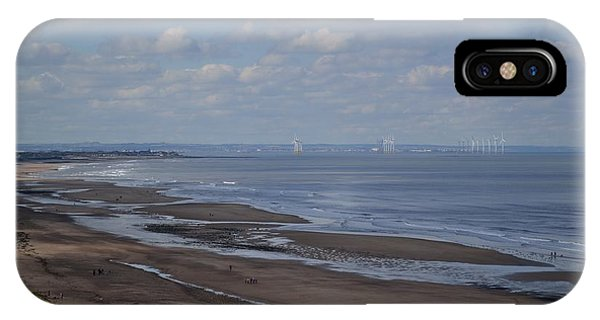 Redcar From A Distance IPhone Case