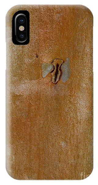 Redgum Tree IPhone Case