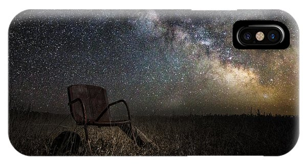 Sky iPhone Case - Redneck Planetarium by Aaron J Groen