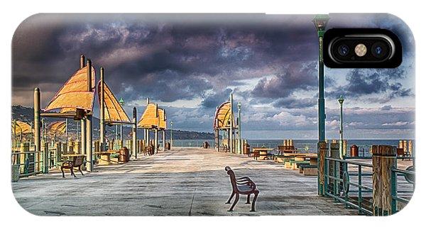 Redondo Pier IPhone Case