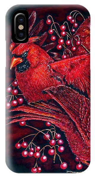 Reds IPhone Case