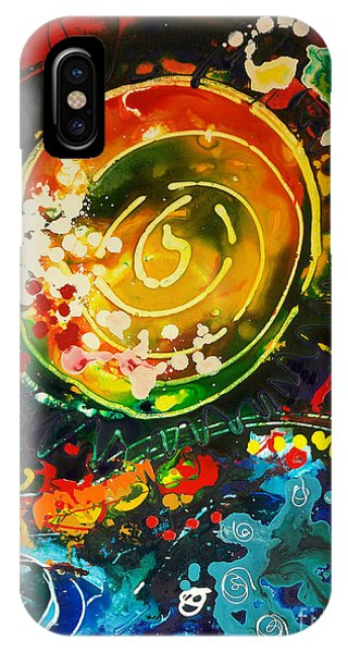 Redshift Canvas 3 IPhone Case