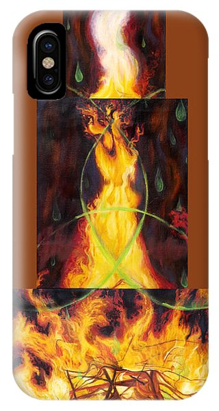 Refiners Fire IPhone Case