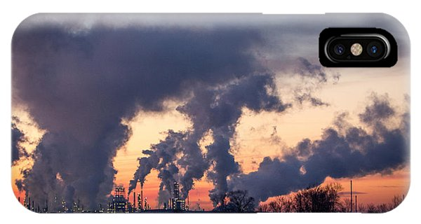 Flint Hills Resources Pine Bend Refinery IPhone Case
