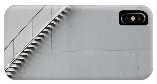Refinery Oil Tank IPhone Case