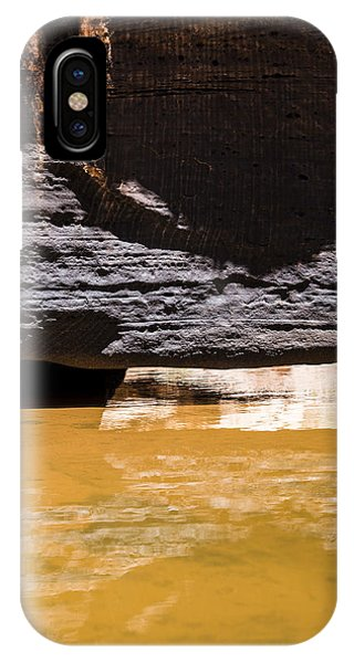 Reflected Formations IPhone Case