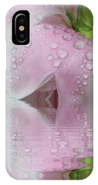 Reflected Tears IPhone Case