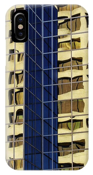 Reflecting Architecture  IPhone Case