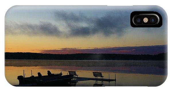 Reflecting Lake IPhone Case