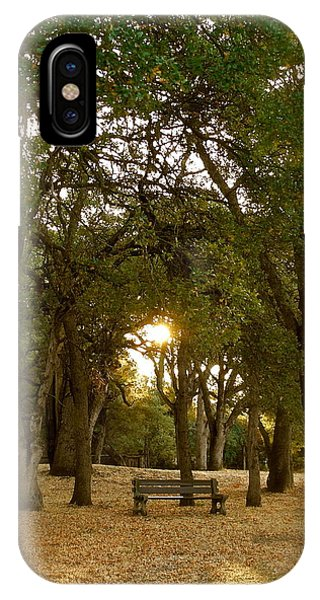 Reflection At Sunrise IPhone Case