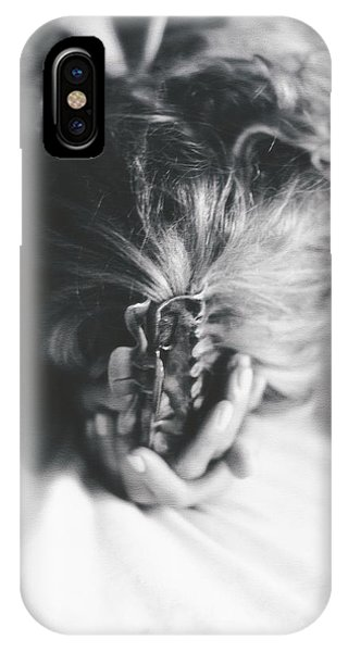 IPhone Case featuring the photograph Reflection by Carol Whaley Addassi